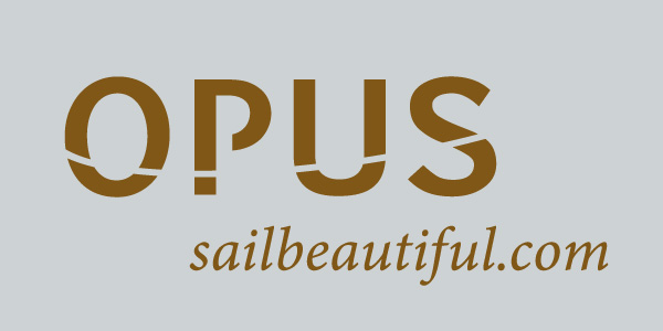 Corporate Design, Logo, Fa. Opus