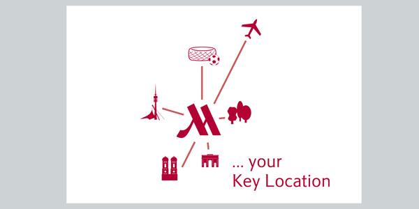 Logoentwicklung Marriot München